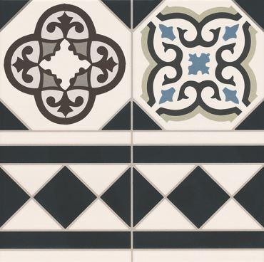 Напольная плитка OXFORD DECO CENEFA Realonda Ceramica (Испания)