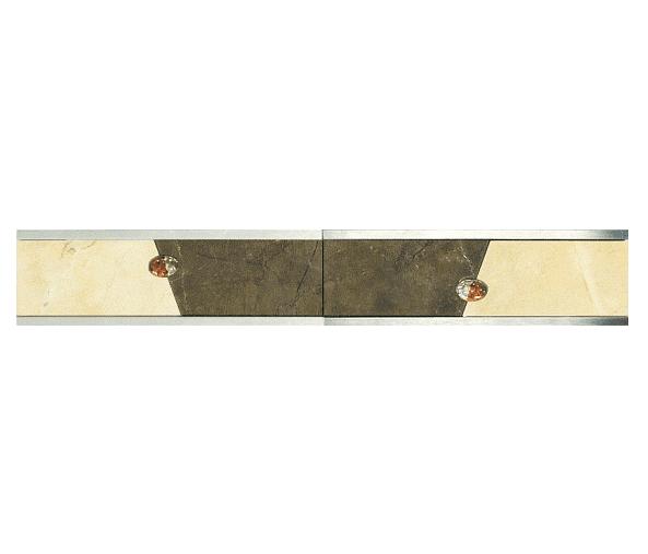 Декоративный элемент (Керамогранит) PERONDA MUSEUM ART Бордюр C. ART/P