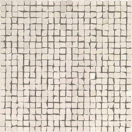 Керамогранитная мозаика Clauzetto White Tumbled Mosaic 30x30 Atlas Concorde