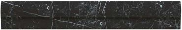 Бордюр MARVEL STONE NERO MARQUINA LONDON Atlas Concorde