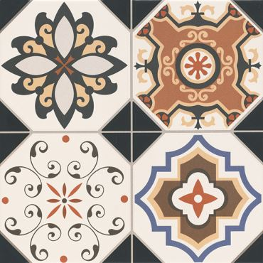 Напольная плитка OXFORD DECO Realonda Ceramica (Испания)