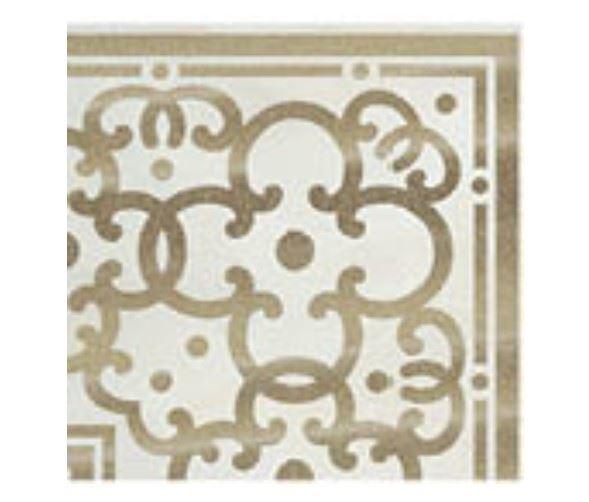 Керамогранит декор MUSEUM CAPITAL вставка E.CASTLE-B/90/P 15х15 (Peronda)