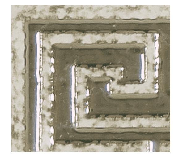 Декоративный элемент (Керамогранит) PERONDA MUSEUM GREVIN-ORSAY-POMPIDOU Вставка T. GINA/P