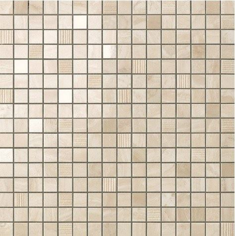 Керамогранитная мозаика Travertino Alabastrino Mosaic 30.5x30.5 Atlas Concorde