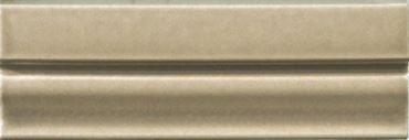 Бордюр AMARCORD FINALE TABACCO MATT. Ceramiche Grazia