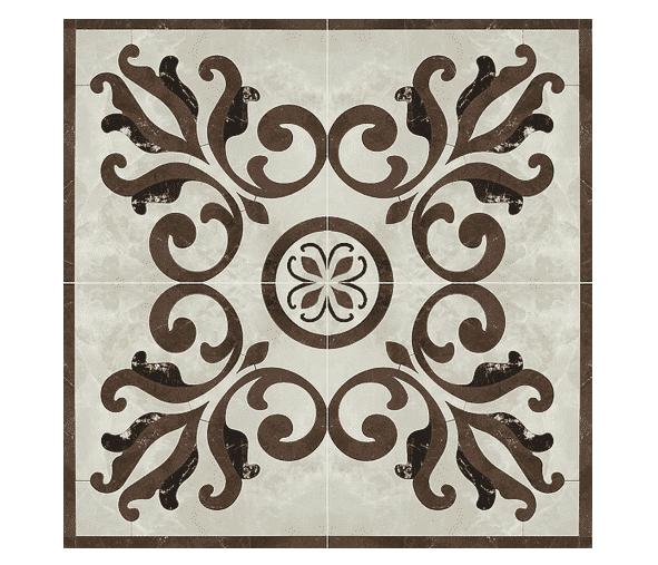 Декоративный элемент (Керамогранит) PERONDA MUSEUM GREVIN-ORSAY-POMPIDOU Панно ROS. MARLENE/P