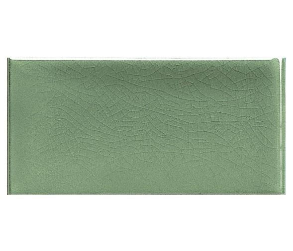 Керамическая плитка для стен ADEX MODERNISTA Liso PB C/C Verde Oscuro