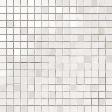 Керамогранитная мозаика Bianco Dolomite Mosaic Q 30.5x30.5 Atlas Concorde