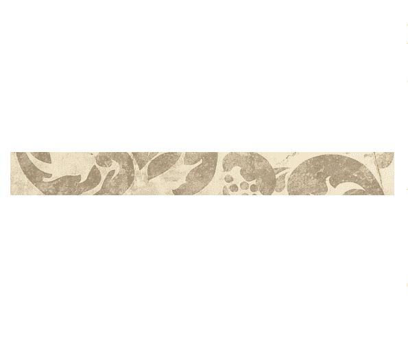 Декоративный элемент (Керамогранит) PERONDA MUSEUM CHAPEL-ABBEY-DOM Бордюр L. MYRTE/P