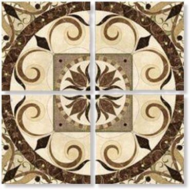 Декор DUNE BEIGE (ИЗ 4-Х ШТУК) Undefasa (Испания)