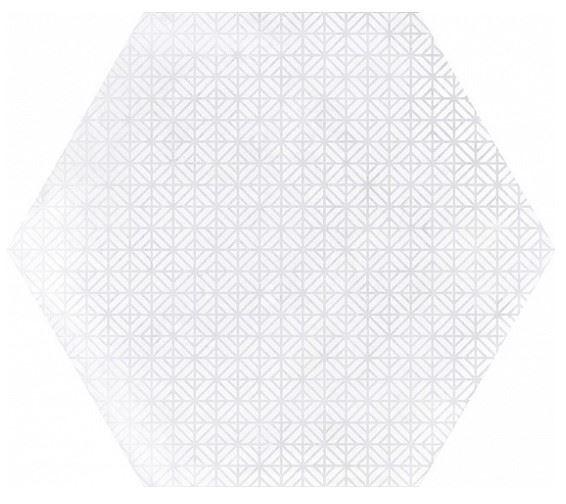 Керамогранит EQUIPE URBAN Hexagon Melange Light (12 вариантов паттерна)