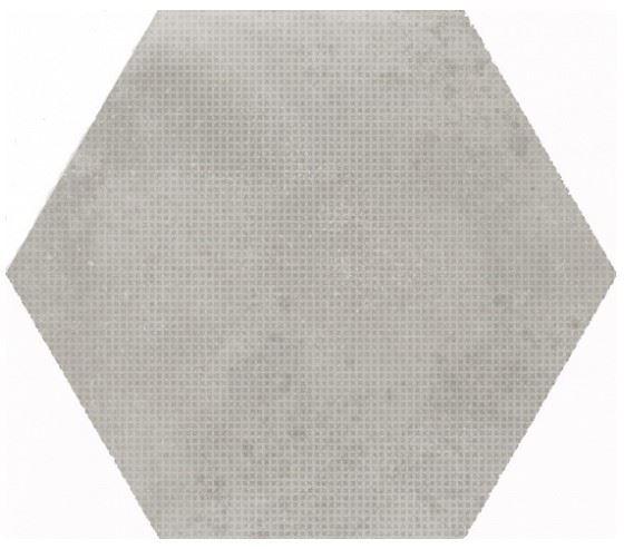 Керамогранит EQUIPE URBAN Hexagon Melange Silver (12 вариантов паттерна)
