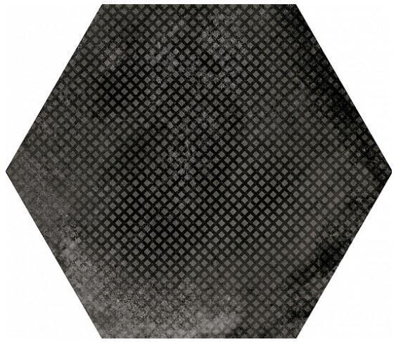 Керамогранит EQUIPE URBAN Hexagon Melange Dark (12 вариантов паттерна)
