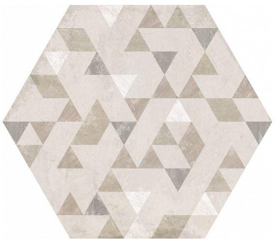 Керамогранит EQUIPE URBAN Hexagon Forest Natural (9 вариантов паттерна)