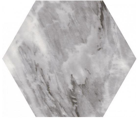 Напольная плитка / Керамогранит EQUIPE BARDIGLIO Hexagon Dark Размер