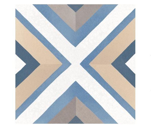 Керамогранит EQUIPE CAPRICE DECO Deco Square Colours