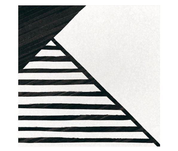 Керамогранит EQUIPE CAPRICE DECO Deco Origami B&W