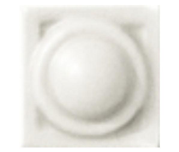 Спецэлементы GRAZIA CERAMICHE AMARCORD Tozzetto Diamantato Bianco Matt