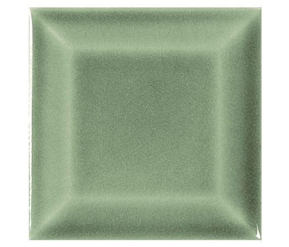 Керамическая плитка для стен ADEX MODERNISTA Biselado PB C/C Verde Oscuro