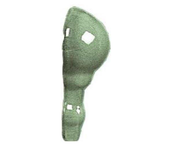 Специальные элементы ADEX MODERNISTA Внешний угол Angulo Moldura Italiana PB N? 3 C/C Verde Oscuro