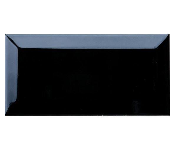 Керамическая плитка для стен ADEX NERI Biselado PB Negro