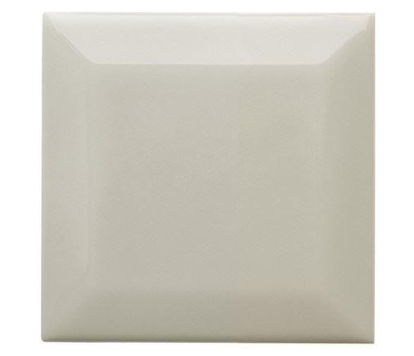 Керамическая плитка для стен ADEX NERI Biselado PB Silver Mist