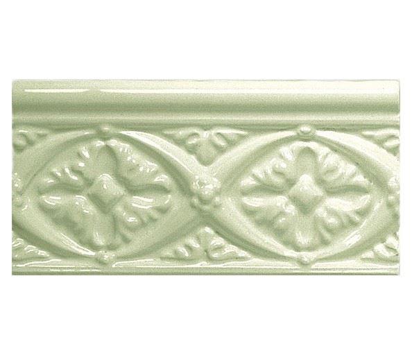 Бордюры ADEX NERI Relieve Bizantino Celery