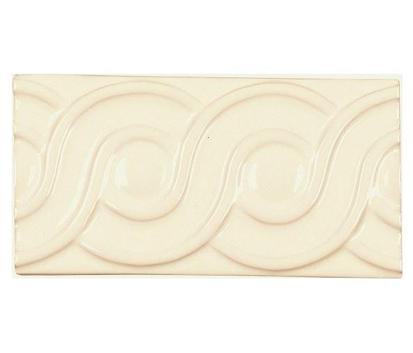 Бордюры ADEX NERI Relieve Clasico Biscuit