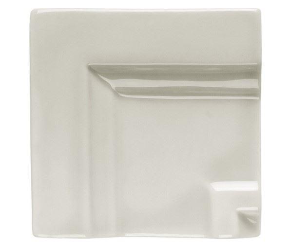 Специальные элементы ADEX NERI Угловая вставка Angulo Marco Cornisa Clasica Silver Mist