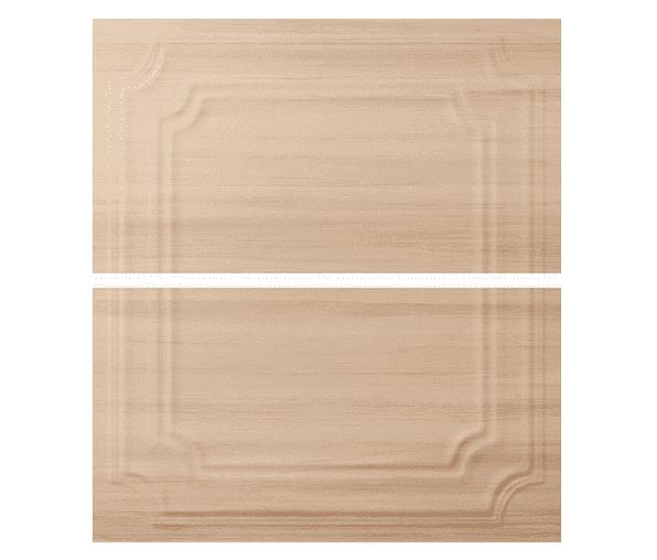 Керамическая плитка для стен ATLAS CONCORDE RUSSIA ASTON WOOD / АСТОН ВУД Iroko Boiserie 3D / Ироко Буазери 3Д