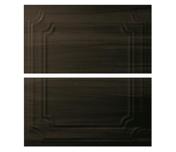 Керамическая плитка для стен ATLAS CONCORDE RUSSIA ASTON WOOD / АСТОН ВУД Dark Oak Boiserie 3D / Дарк Оак Буазери 3Д