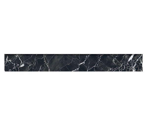 Плинтус KERRANOVA / КЕРРАНОВА BLACK & WHITE Плинтус Black / Черный лаппатированный