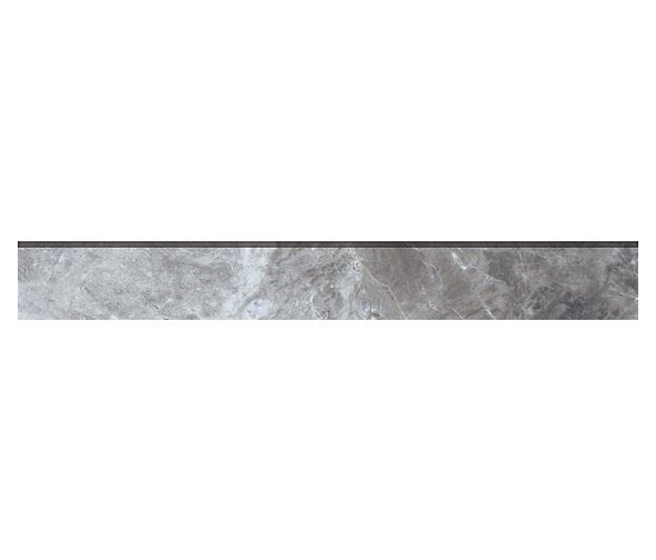 Плинтус KERRANOVA / КЕРРАНОВА BLACK & WHITE Плинтус Grey / Серый матовый