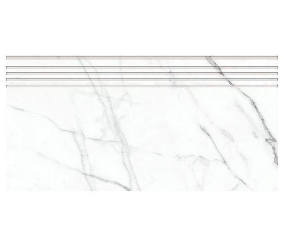 Ступени KERRANOVA / КЕРРАНОВА BLACK & WHITE Ступень White / белая матовая