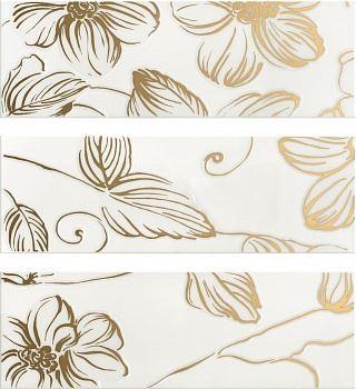 Decor Anya Gold White (3 вида рисунка)