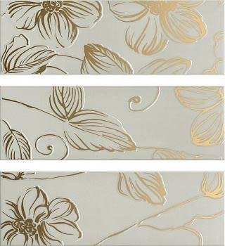 Decor Anya Gold Grey (3 вида рисунка)