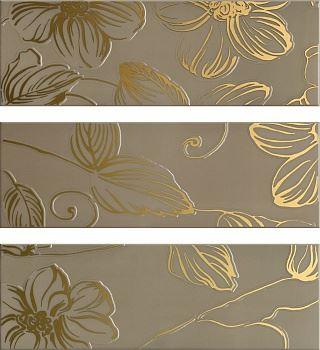 Decor Anya Gold Brown (3 вида рисунка)