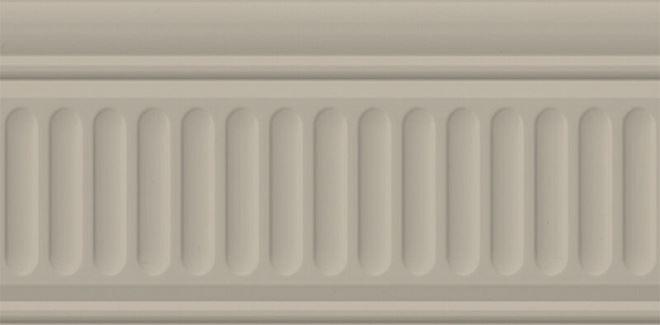 Бордюр Бланше серый структурированный