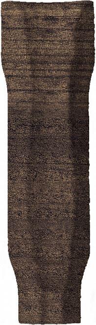 Угол внутренний Гранд Вуд коричневый тёмный