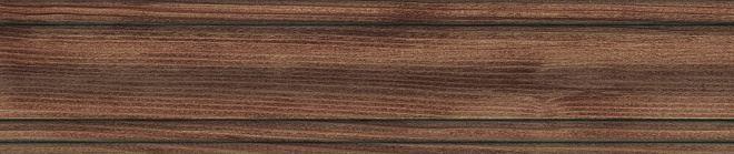 Плинтус Гранд Вуд коричневый