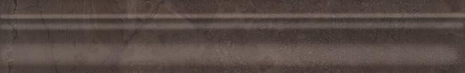 Бордюр Багет Версаль коричневый обрезной