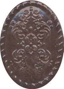 Декор Версаль коричневый