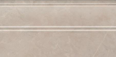 Плинтус Версаль беж обрезной